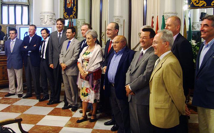 VI Proam Miguel Ángel Jiménez