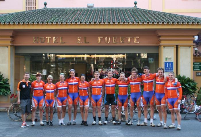 selección holandesa de ciclismo