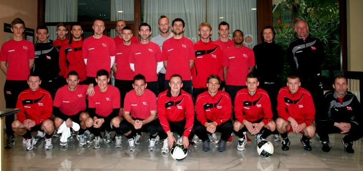 equipos europeos en Marbella