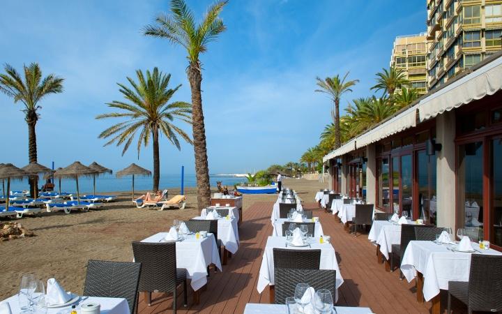 Beach Club de Fuerte Miramar, Marbella