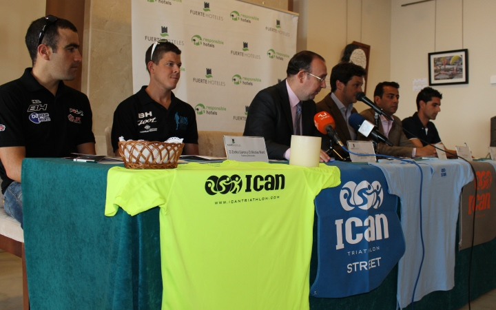 ICAN Triathlon de Marbella