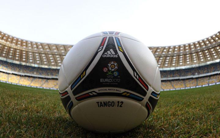 Der Ball der Europameisterschaft 2012