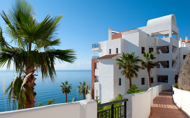 Fuerte Calceite Apartments, luxury accommodation right on the beach