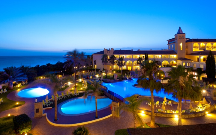 Piscinas Hotel Fuerte Conil-Costa Luz