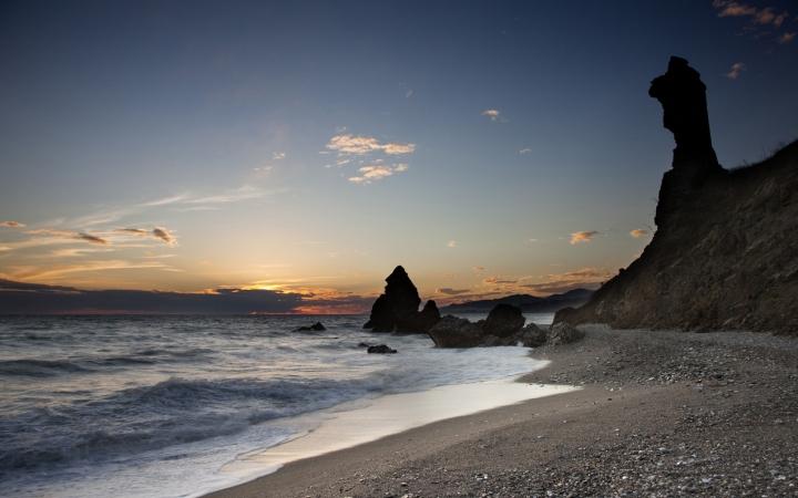 Strand von Maro