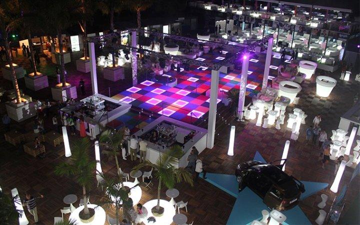 Starlite Festival - Recinto donde está ubicado el Starlite Lounge