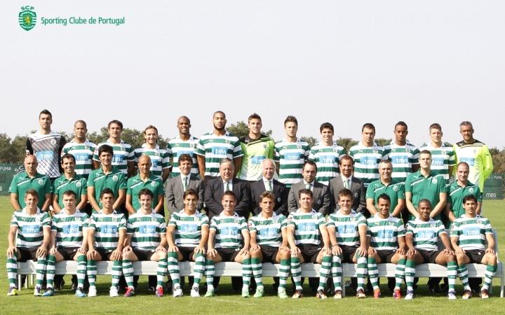 Plantilla del Sporting de Lisboa