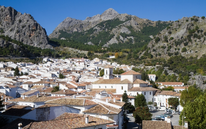 Grazalema, a perfect place to breathe pure air