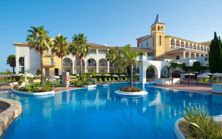 Vistas del Hotel Fuerte Conil-Costa Luz