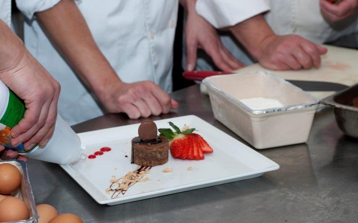 Curso de cocina y Manipulación de alimentos