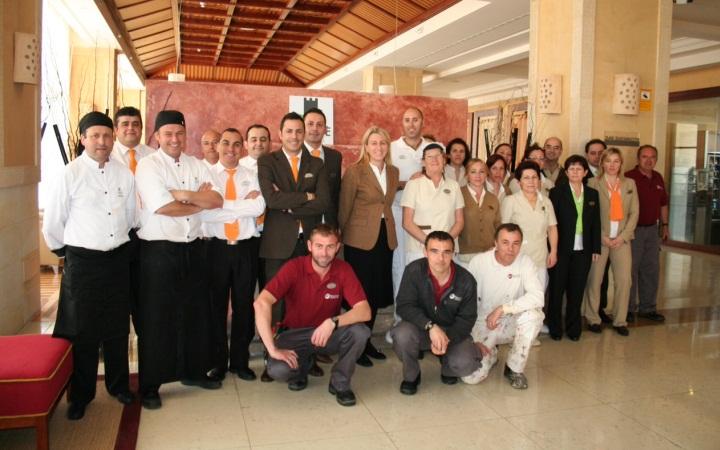 Staff Hotel Fuerte Miramar