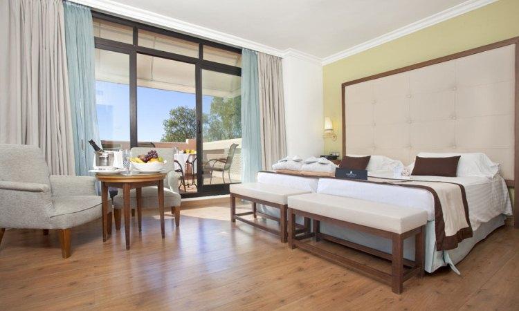 Habitación Exclusive del hotel Fuerte Marbella