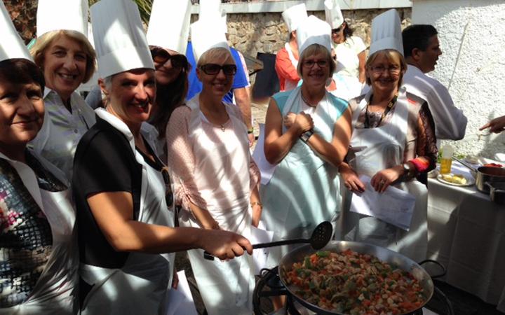 Concurso Master Chef Paellero.