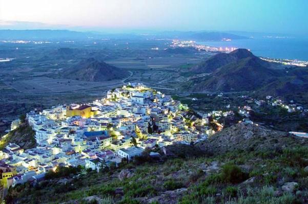 Los pueblos más bonitos de Andalucia - Mojácar
