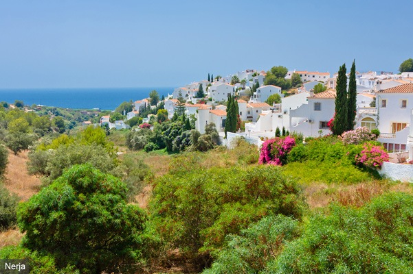 The most beautiful villages in Andalucia - Nerja