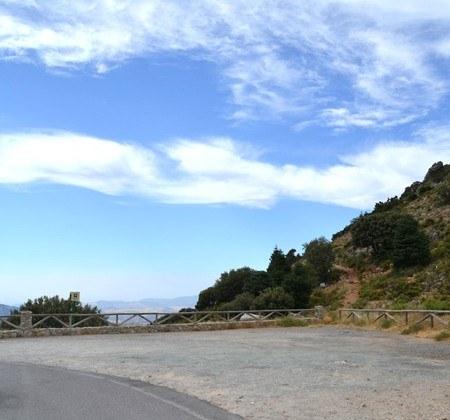 Puerto de las Palomas, Grazalema