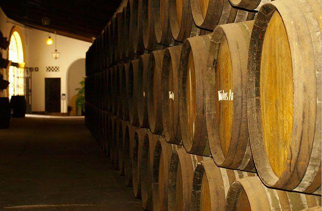 Jerez wineries - Bodega Fundación fotografía: anaisan.blogspot.com.es