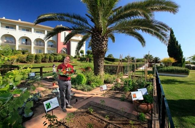 Fuerte Hoteles Huerto ecológico del hotel Fuerte Conil - Costa Luz