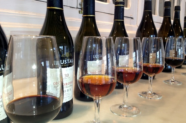 Jerez wineries - Emilio Lustau wineries