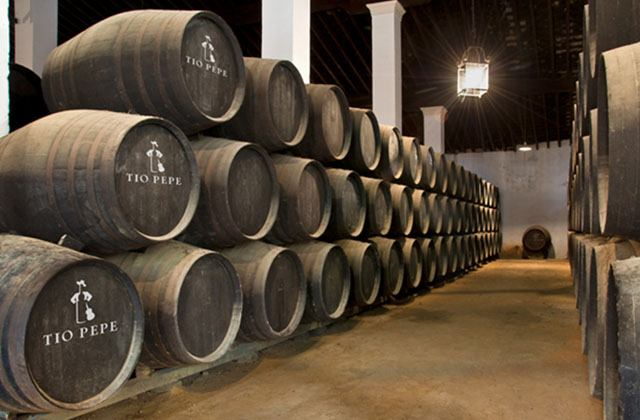 Things to See and Do in Andalucia - Bodegas Tio Pepe. Forografía de masjerez.com