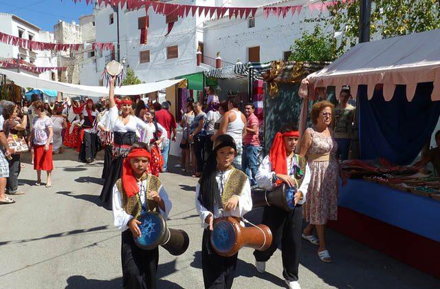 Malaga Festivals - Arabic Festival of Andalucía, Salares