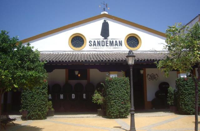 Bodegas de Jerez - Bodegas Sanderman