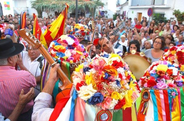 Die zehn Feste der Provinz Malaga - Verdiales-Wettbewerb, Bengalbón