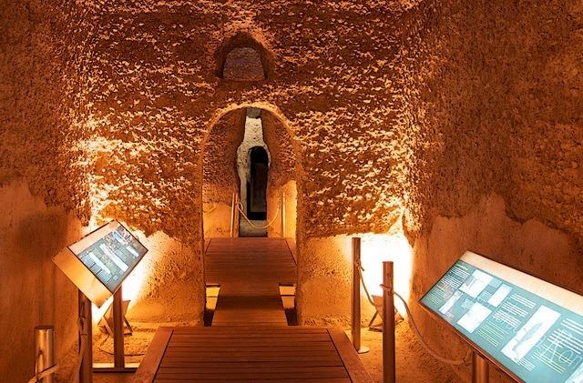 cementerio de monturque cisterna romana 3