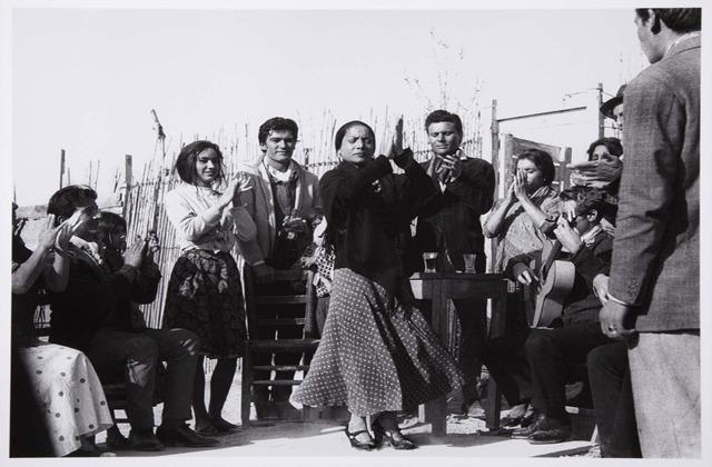 Carmen Amaya bailando en 'Los Tarantos' (1963)