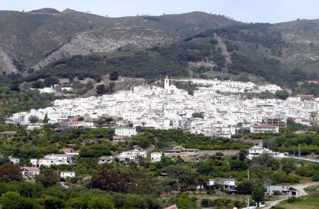 Villages à Malaga - Casarabonela