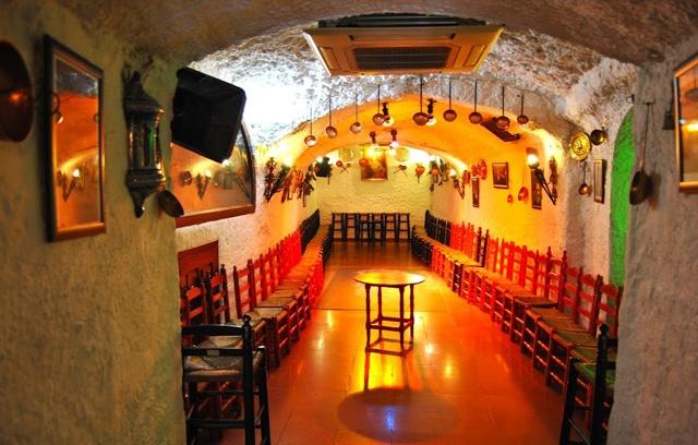 Wo man Flamenco in Andalusien sehen kann - Cuevas 'Los Tarantos' (Granada)