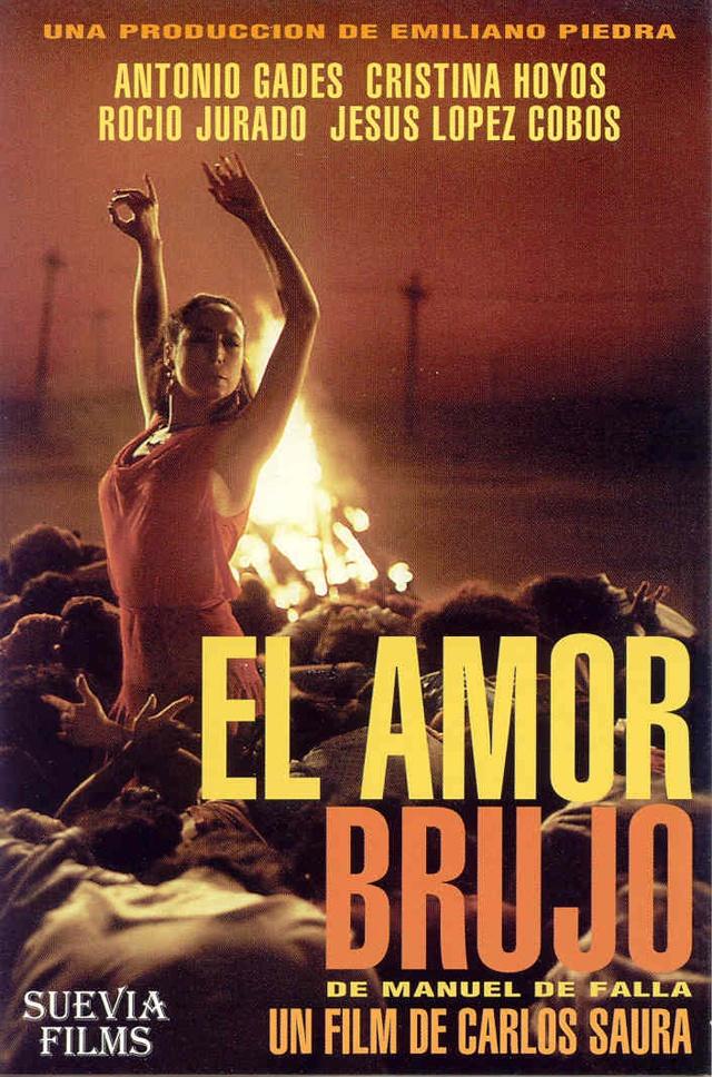 El amor brujo - Film (1986)