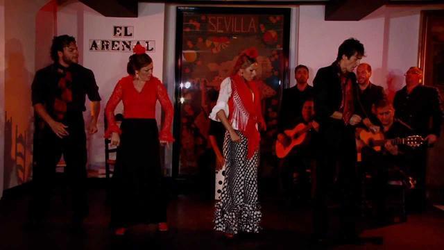 Wo man Flamenco in Andalusien sehen kann - El arenal (Sevilla) 2