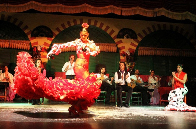 Where to See Flamenco in Andalucia - El palacio andaluz (Sevilla)