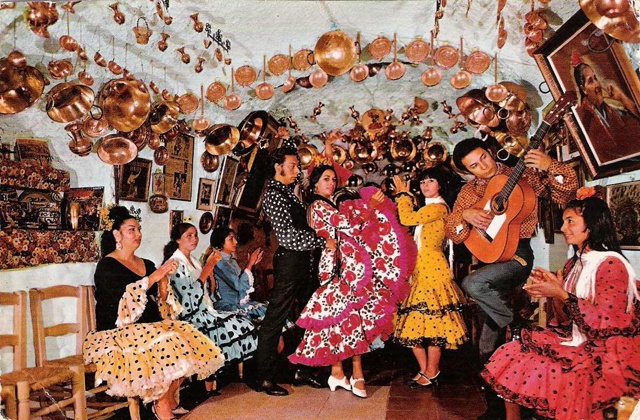 Wo man Flamenco in Andalusien sehen kann - Zambra 'María la Canastera' (Granada) 2