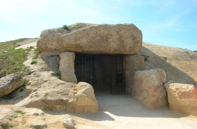 antequera dolmenes