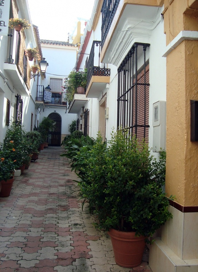 12 puntos claves del casco antiguo de marbella for La clave marbella