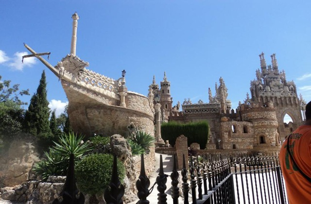 castillo de colomares