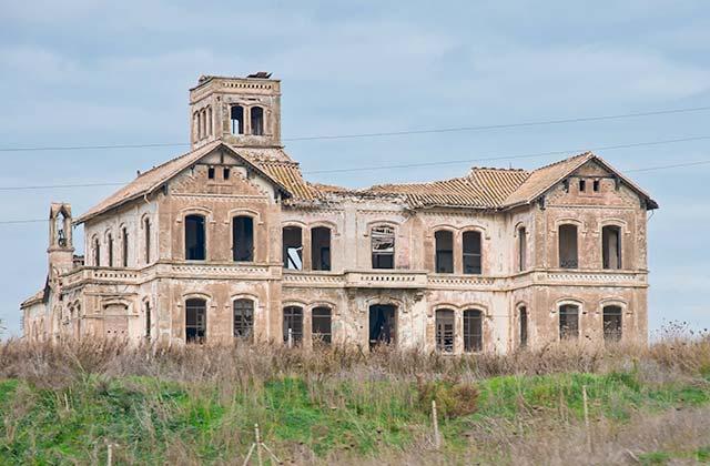 Ferme Jurado, Malaga