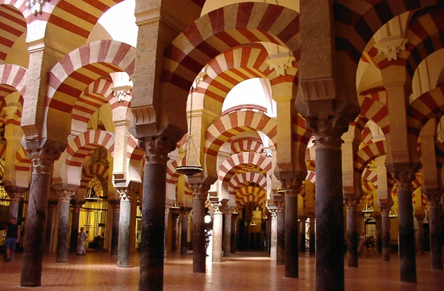 Choses à voir et à faire en Andalousie - mezquita de cordoba