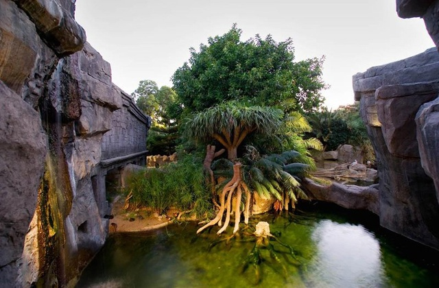 Parques temáticos - Bioparc
