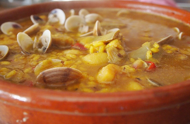 10 Andalucian recipes to warm you up - Rice with Broth