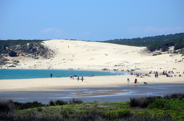 Best beaches in Andalucia - bolonia