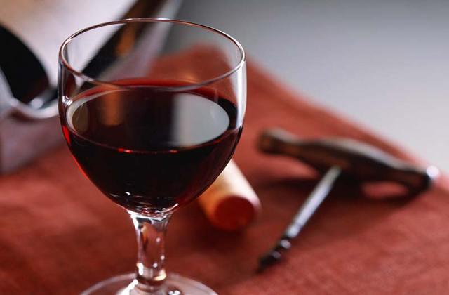 Dieta mediterránea - copa-vino