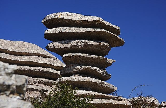 Monumentos naturales -Torcal de Antequera