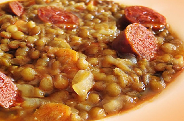 10 Andalucian recipes to warm you up - Lentils