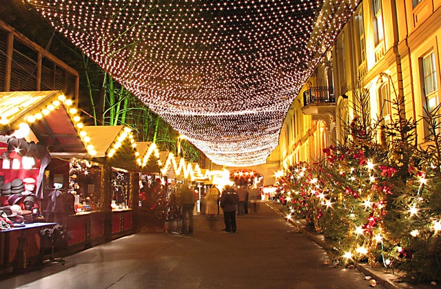 Christmas in Malaga - Xmas markets