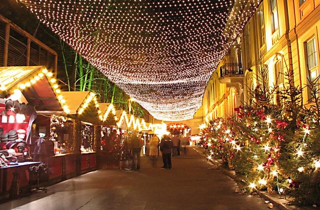 Christmas in Malaga - Xmas markets