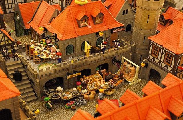 Plans originaux pour le Noël à Malaga - playmobil
