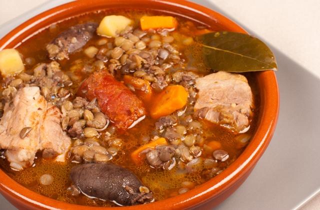Recettes andalouses pour l 39 hiver plats d 39 hiver d 39 andalousie - Recette de cuisine pour l hiver ...